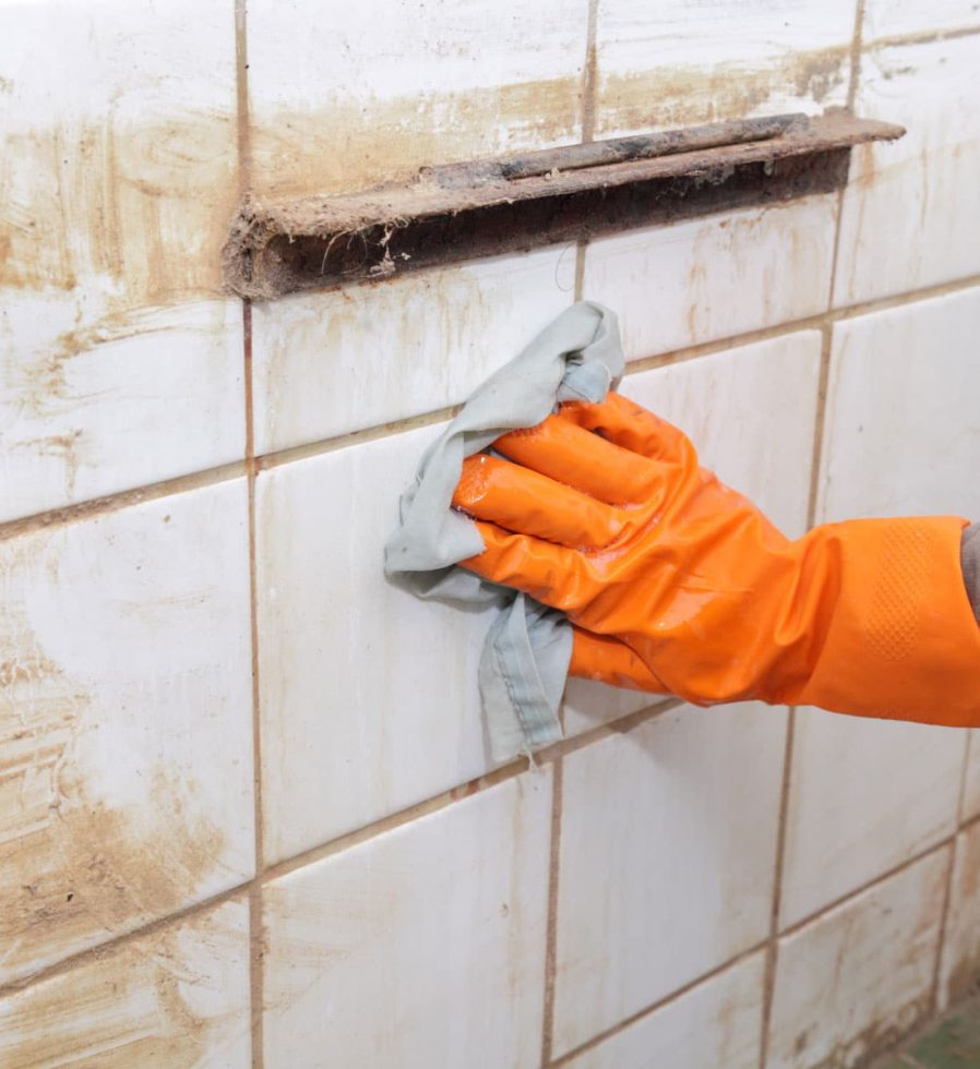 Tile and Grout Cleaning in Frederick